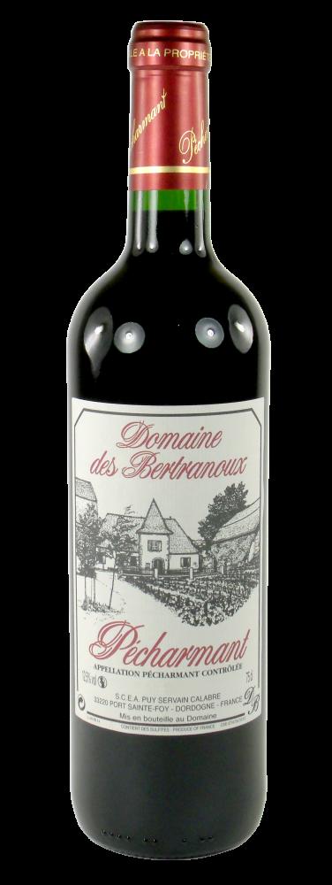 Domaine des Bertranoux Pécharmant