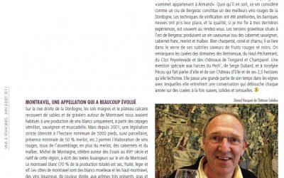 Vins et Vignobles Juin 2011