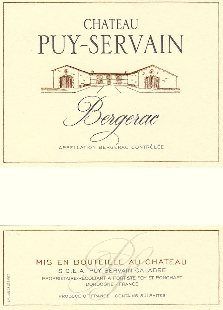 Château Puy Servain Bergerac