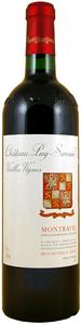 Montravel : Château Puy Servain Vieilles vignes