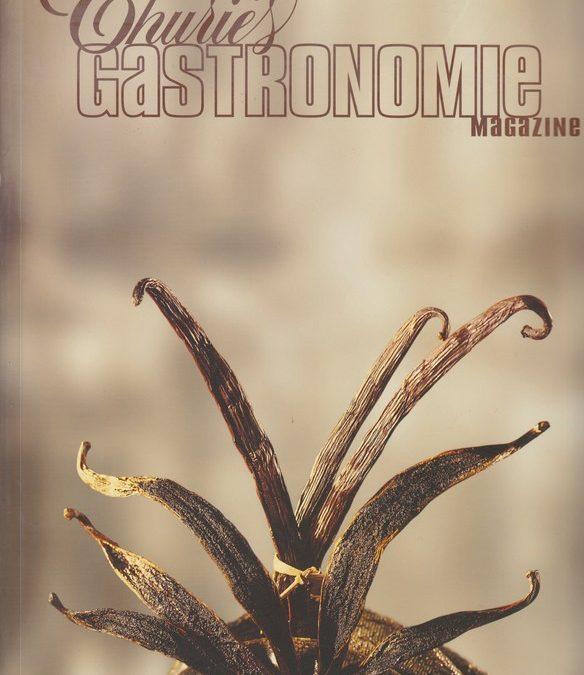 Thuries Gastronomie Magazine Mars 2002