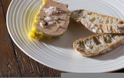 La recette du foie gras périgourdin