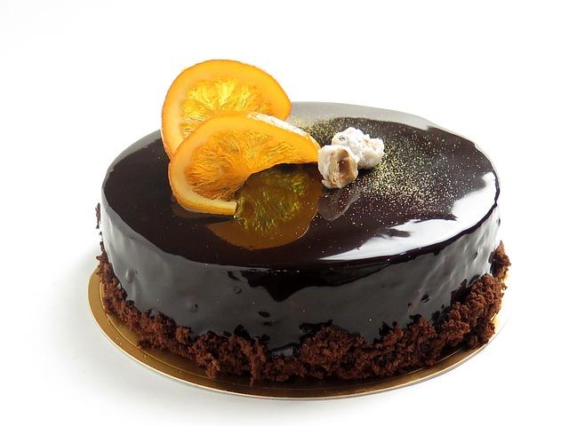 La recette du gâteau au chocolat, à l'orange et au vin rouge